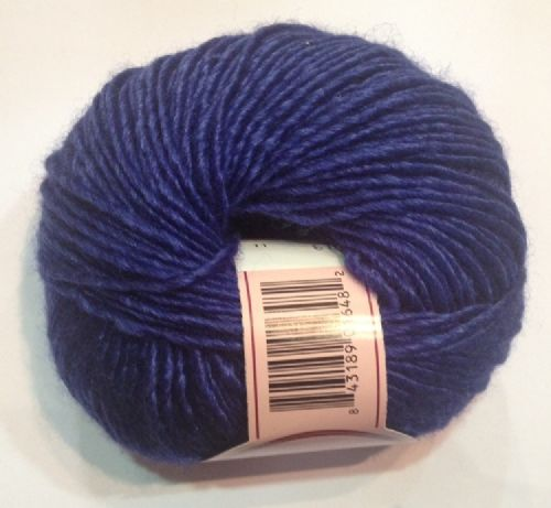 Louisa Harding Grace silk & wool - Royal blue